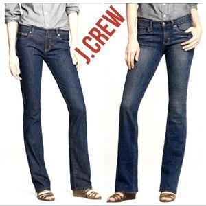 J. Crew stretch Bootcut Jeans 29